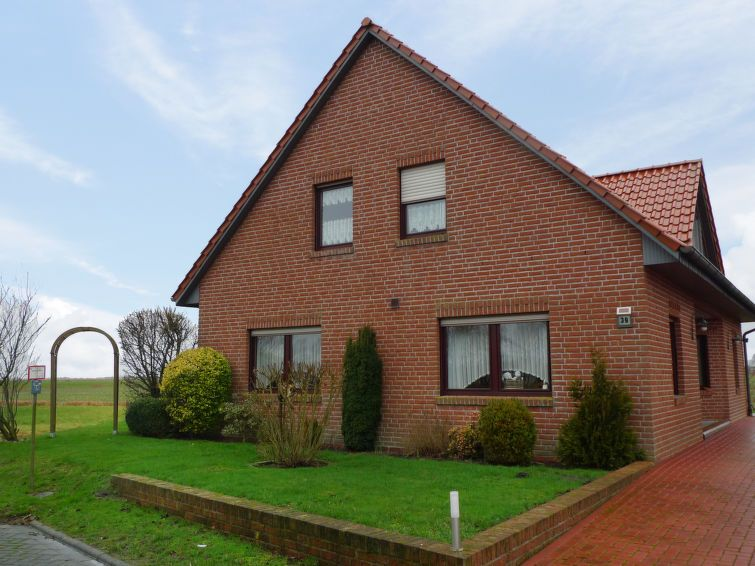 Vacation home Rettkowski  in Greetsiel, North Sea - 6 persons, 3 bedrooms