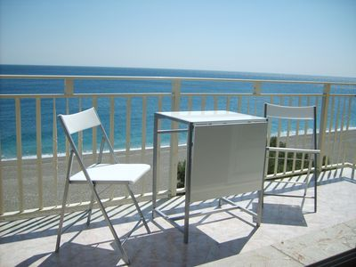 Taormina apartment rental - Amazing view