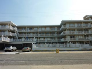 Wildwood Crest condo photo - The Summer Sands! Beachfront!