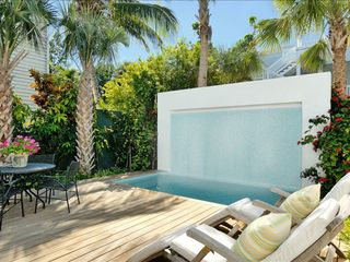 Key West villa photo - Pool & Waterfall