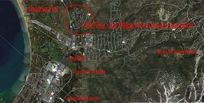 Google Map of the area