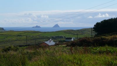 Valentia Iceland is one of Europe's most westerly inhabited islands.
