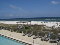 Exquisite Mirabella 3BR/4BA Condo, Direct Gulf Views, Sleeps 6