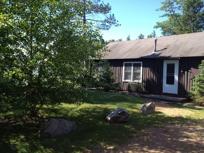 Bear Cottage at Camp Edna! A vintage cottage with 2 full bedrooms. Nostalgia