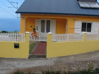Villa in Petite-Ile 'Blue Horizon' 'beautiful view of sea and countryside