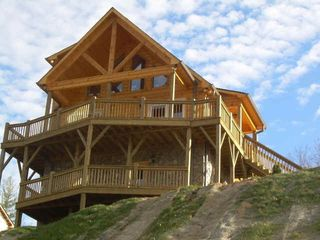 Our Mountain Retreat - Boone cabin vacation rental photo