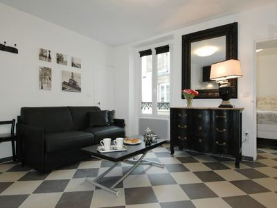 Holiday apartment, 25 square meters , Grenelle, France