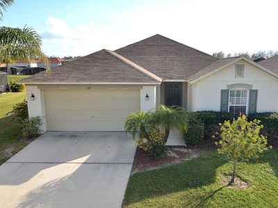 Front of home...located just 10 mins from Walt Disney World!
