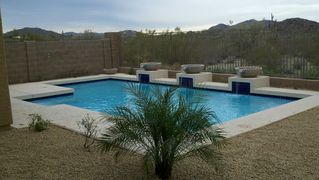 Peoria house photo - Come feel refreshed and take a dip in the grand pool!
