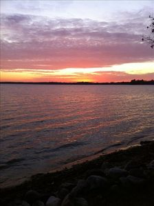 Cadillac cottage rental - Sunsets galore!
