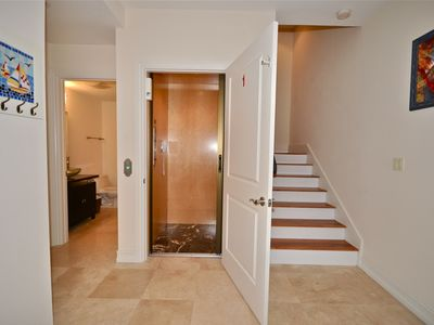 Lauderdale-by-the-Sea townhome rental - Private Elevator