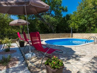 image for Vacation home Grižane for 4 - 6 persons with 2 bedrooms - Holiday apartment