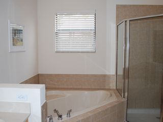 Poinciana townhome photo - Master Bathroom