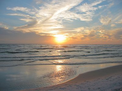 Enjoy one of only a few Southern Sunsets from a beach in the world