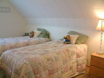Upstairs Bedroom # 1 - Two Twin Beds