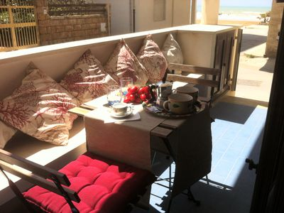 SICILY LOVELY APARTMENT 3 ROOMS JUST 50 METERS FROM THE BEACH !