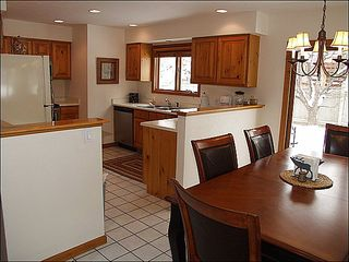 Beaver Creek house photo - Kitchen and Dining Room