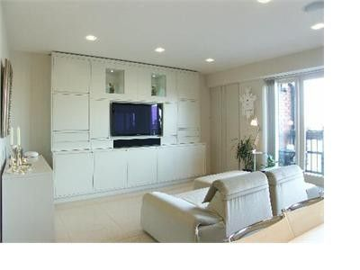 Pimlico apartment rental - Living room