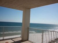 3BR/3BA Beach Front, End Unit, Great South and West Views!!