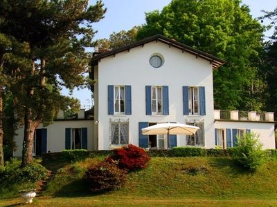 holiday vacation villa rental Lake Maggiore Italy