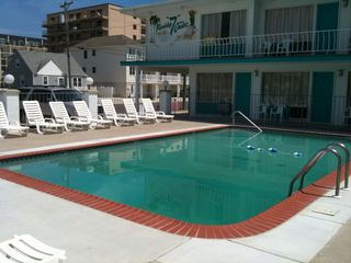 North Wildwood condo photo - Newly refurbished pool
