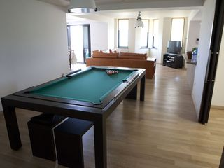 Fuscaldo villa photo - Ground floor Snooker table