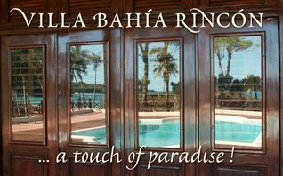 Samana villa photo - A touch of paradise...!