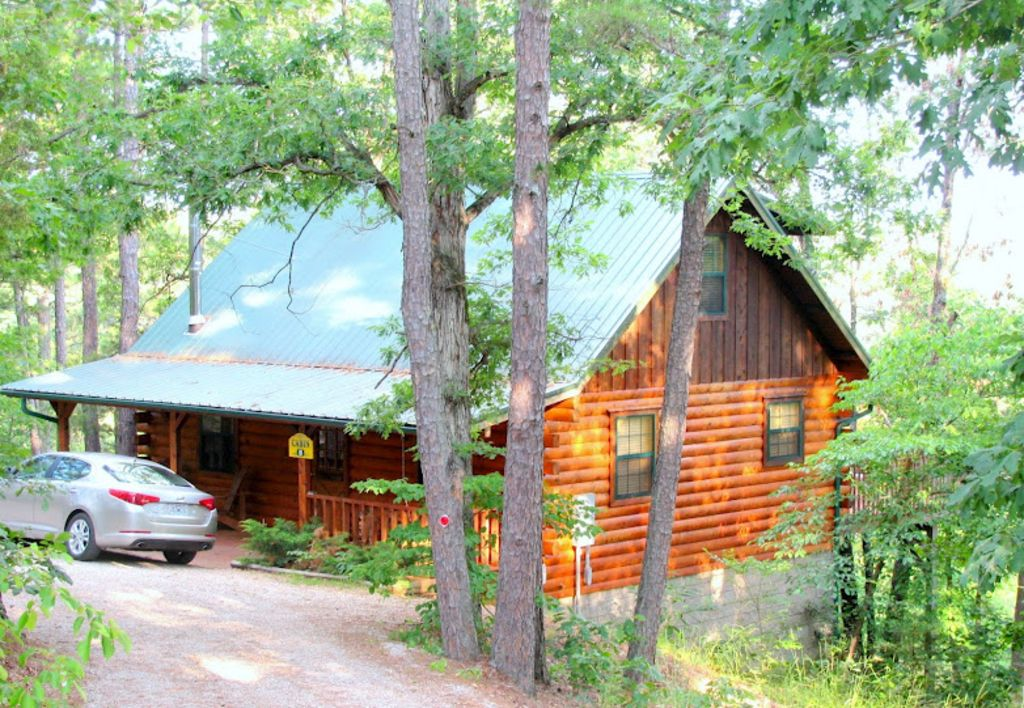 Cabin Fever Resort Cabin 8 Homeaway Eureka Springs