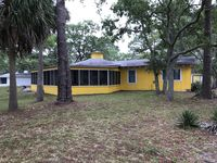 'Sunset Therapy' Bayfront Home on Gulf Coast South of Tallahassee Fl