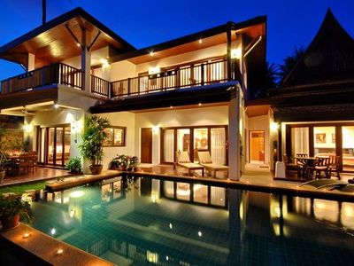 Luxury modern Villa,Private Pool By the Beach. Reviews - Lamai ...