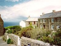 Coastal Tin Miners Cottage with sea views between St  Just and St Ives