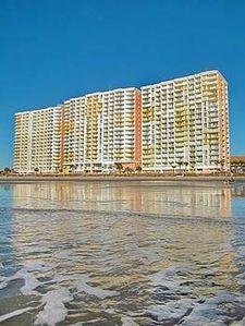 3 beautiful oceanfront towers