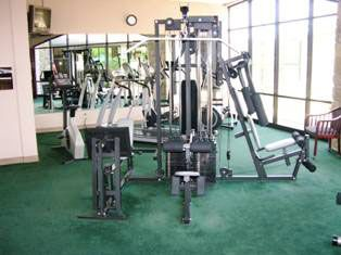 Branson lodge photo - Fitness Center