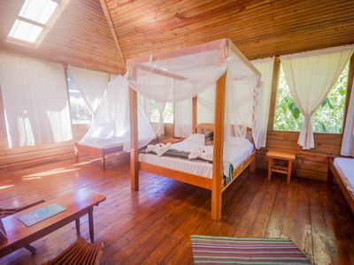 Private Rainforest Cabana - hotel taxes included!