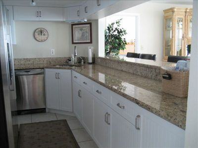 Remodeled Kitchen with Granite Counter tops. Ideal for the Chef in your family