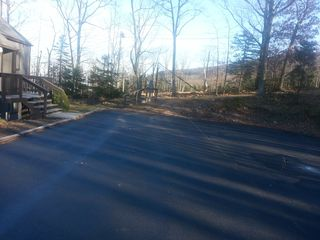 Tannersville townhome photo - Distance parking lot to mountain