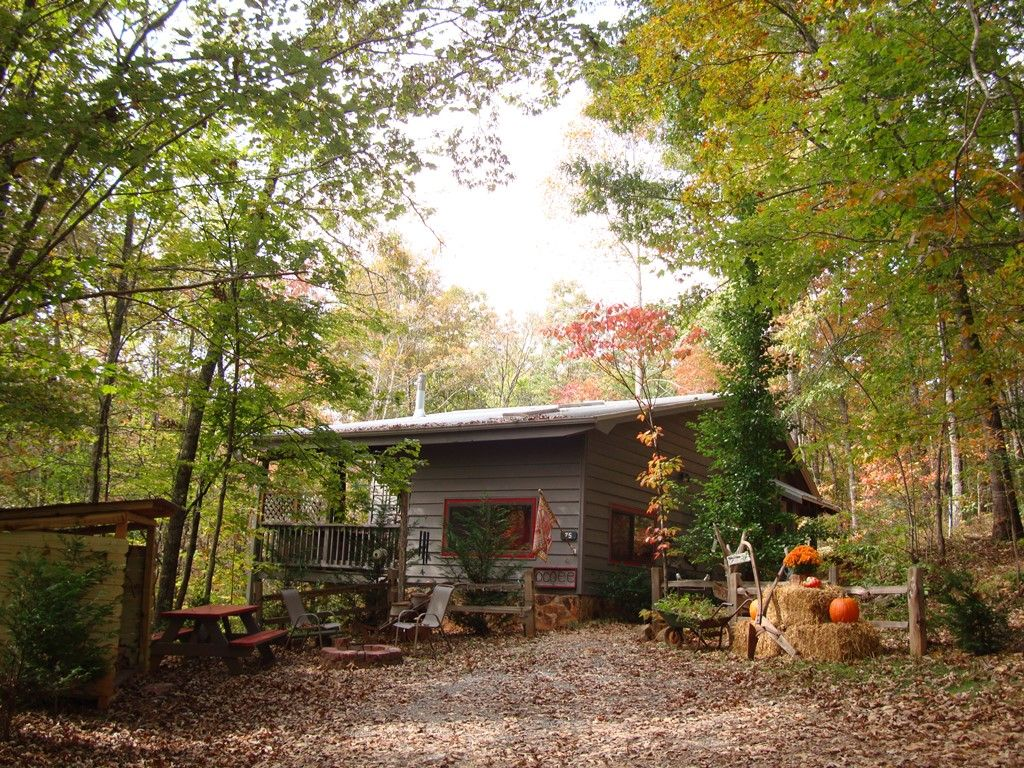 Perfect Cabin For Two Screened Sleeping Vrbo