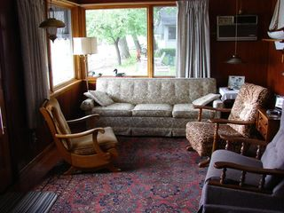 Canandaigua cottage photo - Living Room