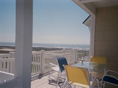 Ocean Isle Beach villa rental - Enjoy the wonderful Ocean View