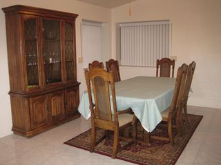 Las Vegas house photo - Dining Area with seating for 6