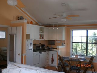 Tybee Island house photo - Greatroom kitchen