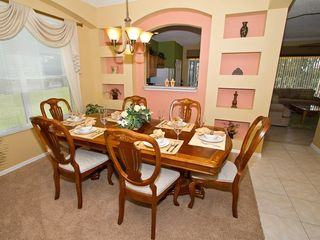 Dining area - Emerald Island villa vacation rental photo
