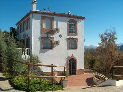 Casabermeja house rental - Typical Andalusian country house