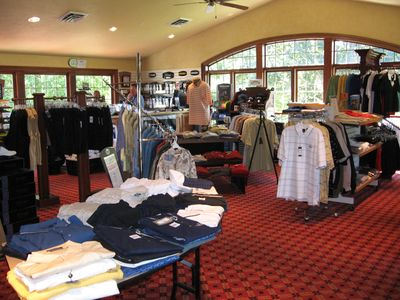 Pointe Royale Pro Shop ... Guests receive a discount on golf!