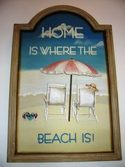 Fenwick Island townhome photo - Live by Our Motto and Make Yourself at Home