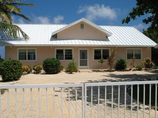 Grand Cayman villa photo - Windward Cove and its garden courtyard