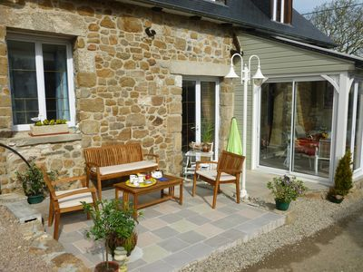 Holiday house, close to the beach, Trégon, Brittany
