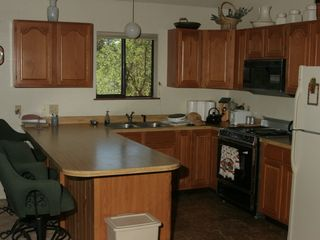 Rutheron house photo - Kitchen and Breakfast Area