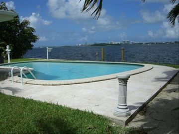 Marble Pool Deck & Greater Miami Skyline - How Does It Compare to Other Homes?