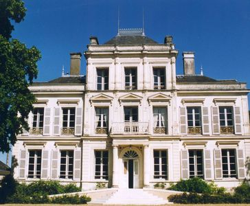 19th century chateau with private sauna, tennis court and heated pool